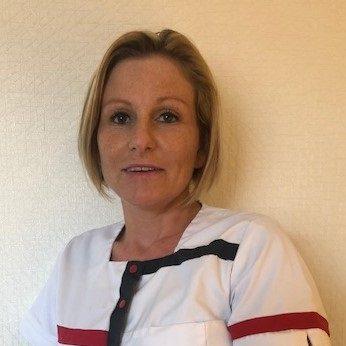 Thuisverpleegkundige Saskia Den Roover